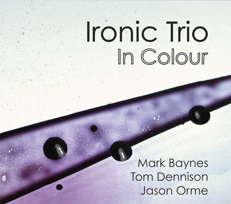 The new Ironic Trio EP 'In Colour'