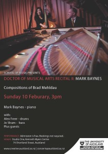 Mark Baynes - 10- Feb 2013 - 2