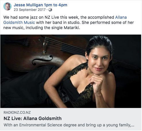 Radio New Zealand with Jesse Mulligan   Jazzpiano co nz